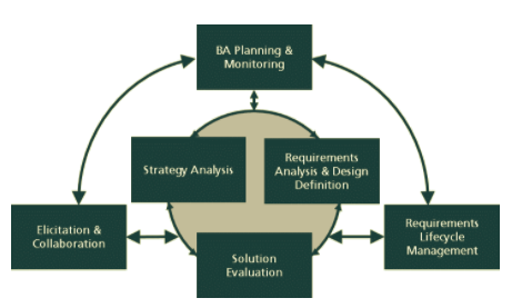 Business Analysis areas of expertise (Source – IIBA BABOK®)